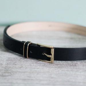 H&M Black & Gold Belt